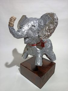 AUSTRIAN BABY ELEPHANT 2021 Image