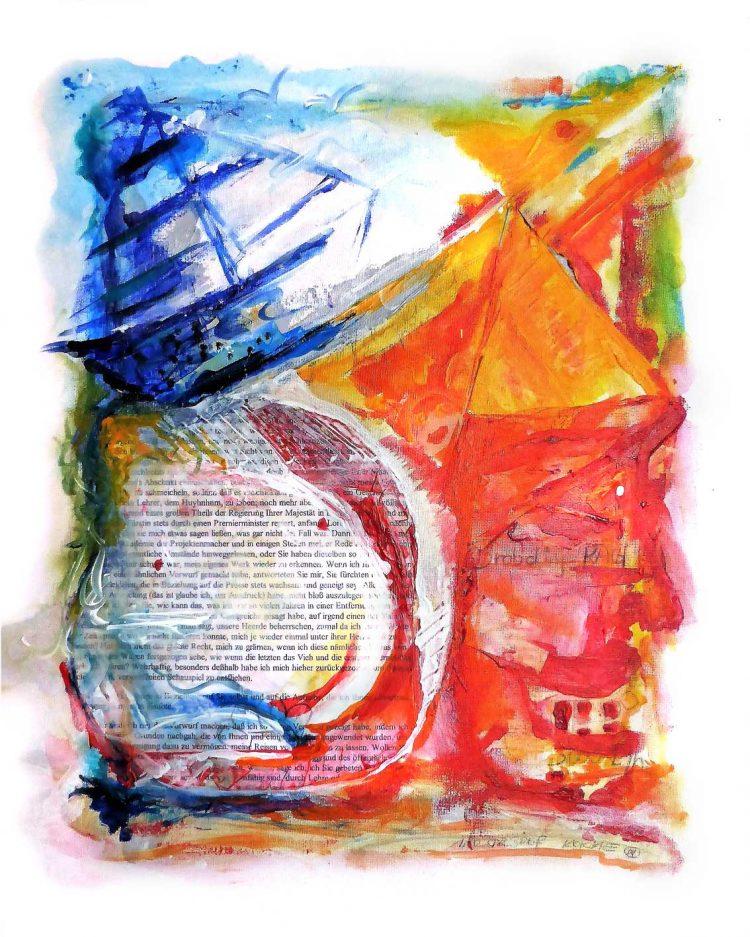 A Letter from Captain Gulliver KOKVIE Kim Okura Global Family Charity Bilder 1 von 10