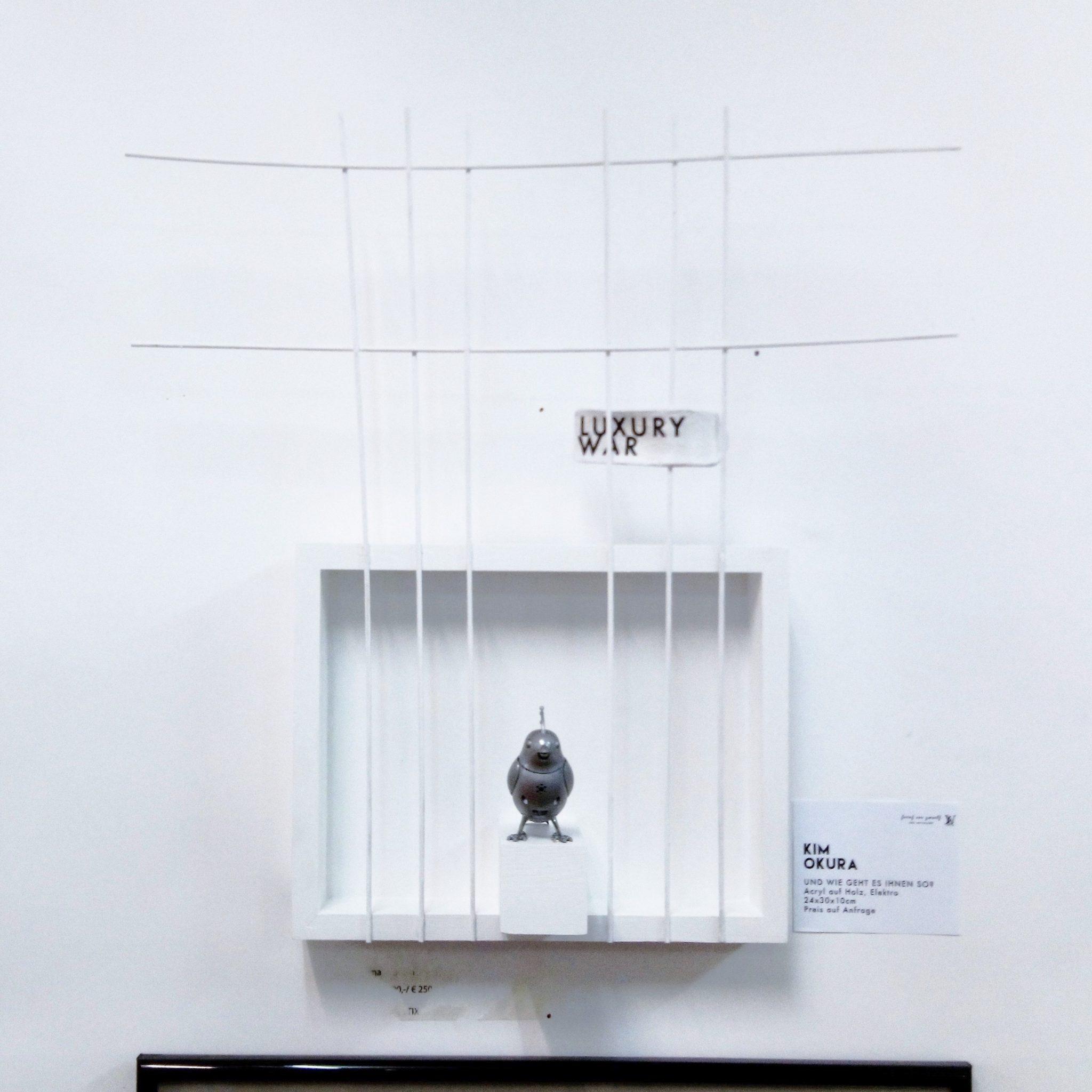 Installation Kim Okura
