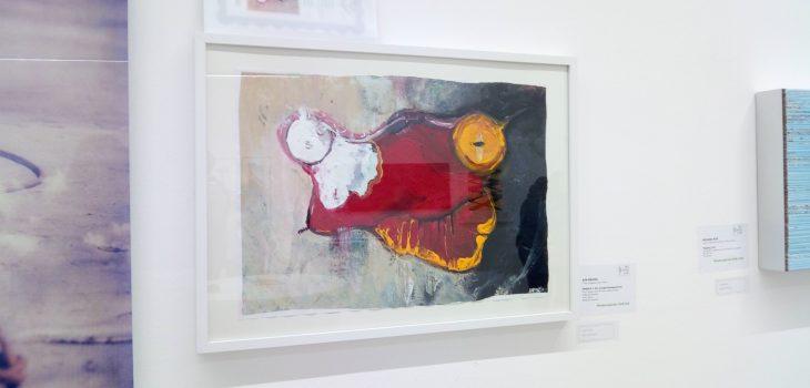 Bild Frosch Art For Children Charity Galerie Lisa Kandlhofer DDr Kurt Frosch Kim Okura