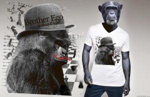 Brother Ego Artwork Kim Okura