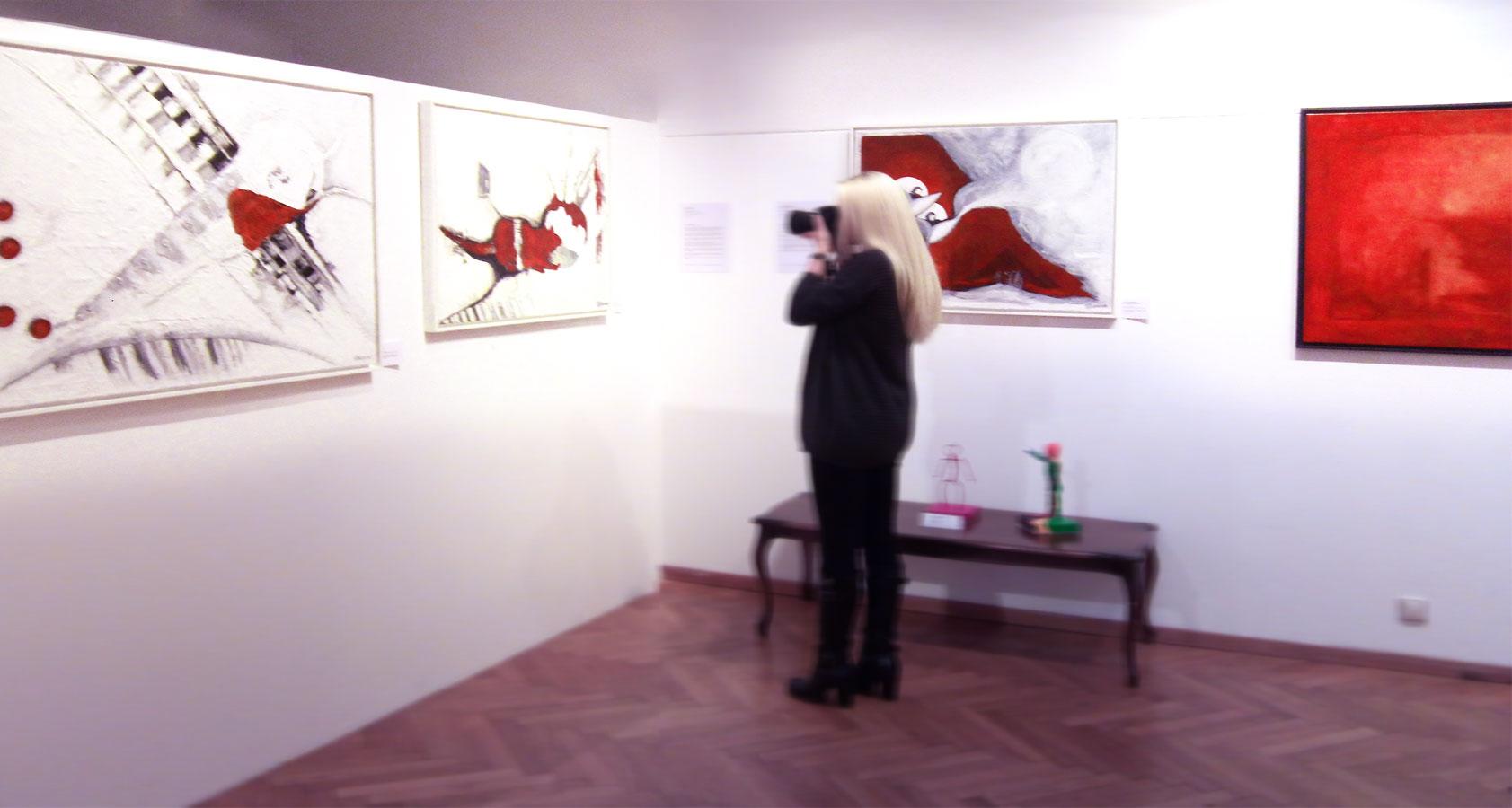 Kim Okura Galerie Palais Palffy Iana Naumov