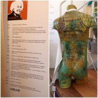Kim Okura Skulptur Golub Art & Design Space
