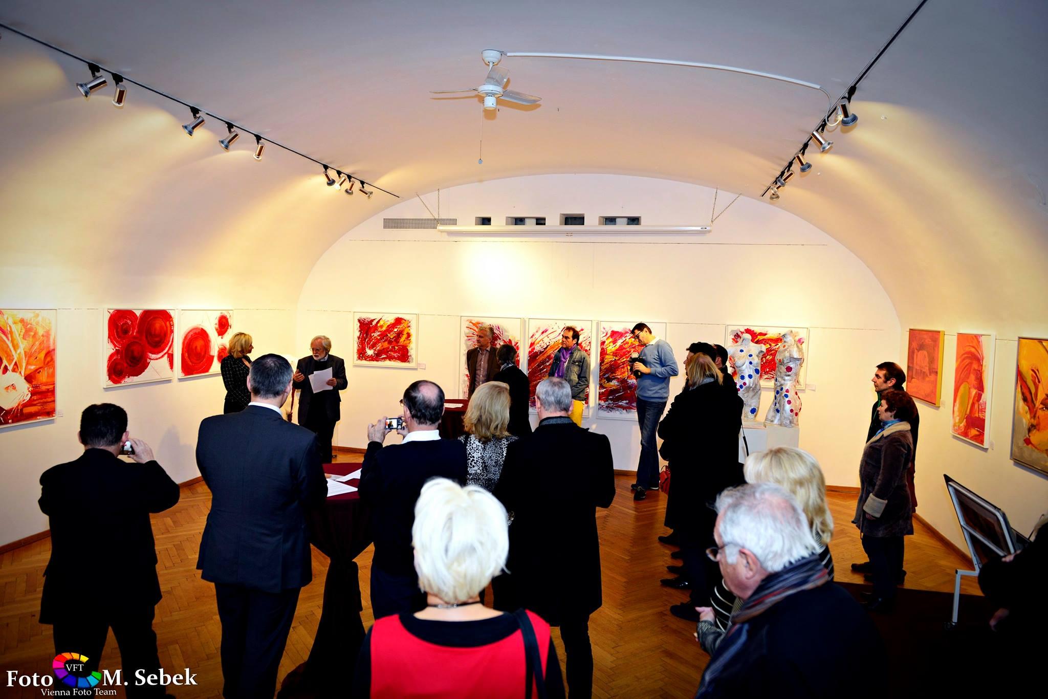 Exhibition View Kim Okura Foto Manfred Sebek