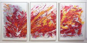 MFBBFYB III (Triptych) 2016 Image