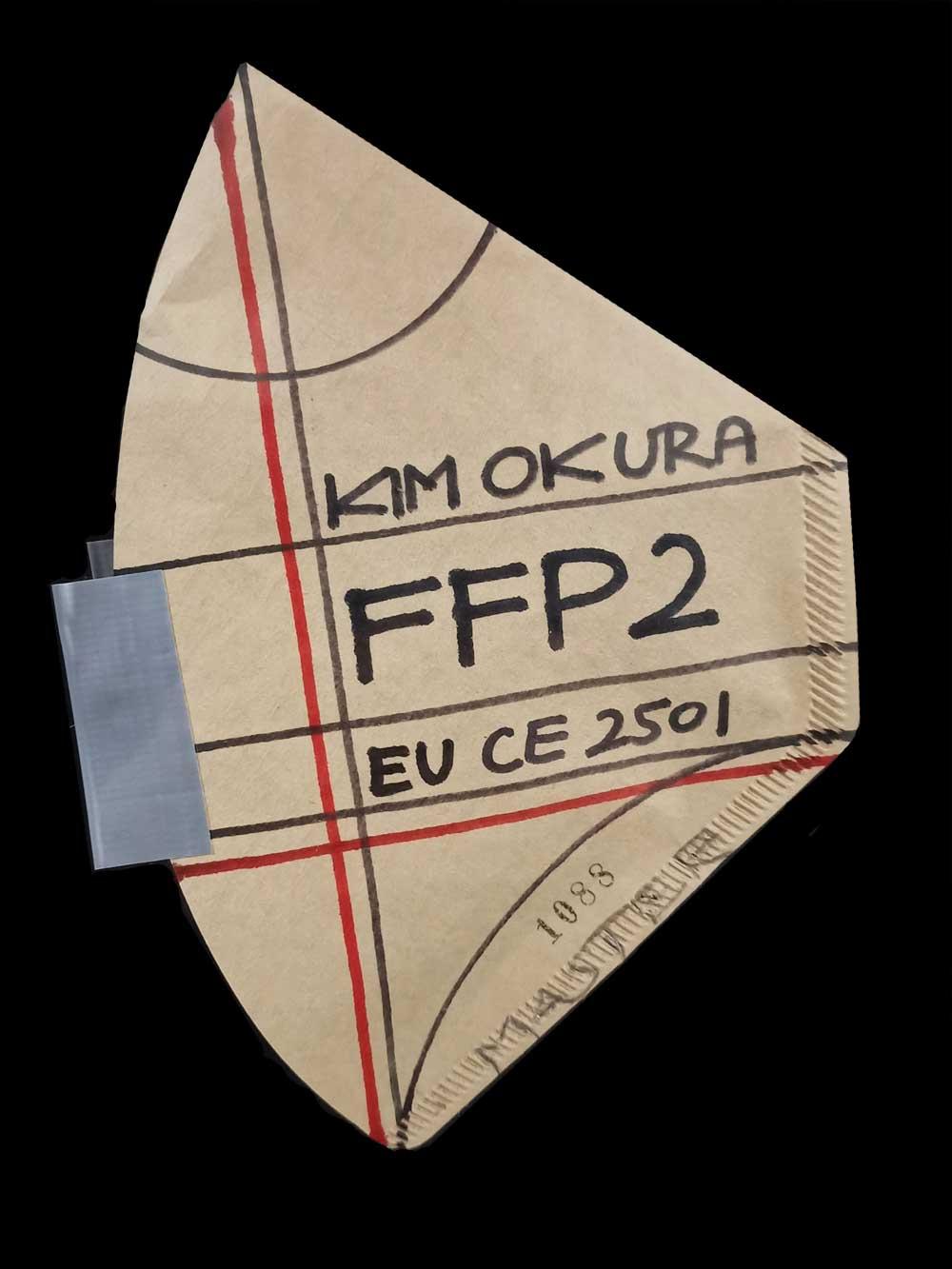 Kim Okura FFP2 Mask ATV337_1088 master mask