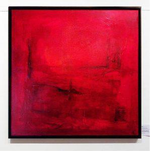 Kim Okura Hell exhibition-view Galerie Palais-Palffy