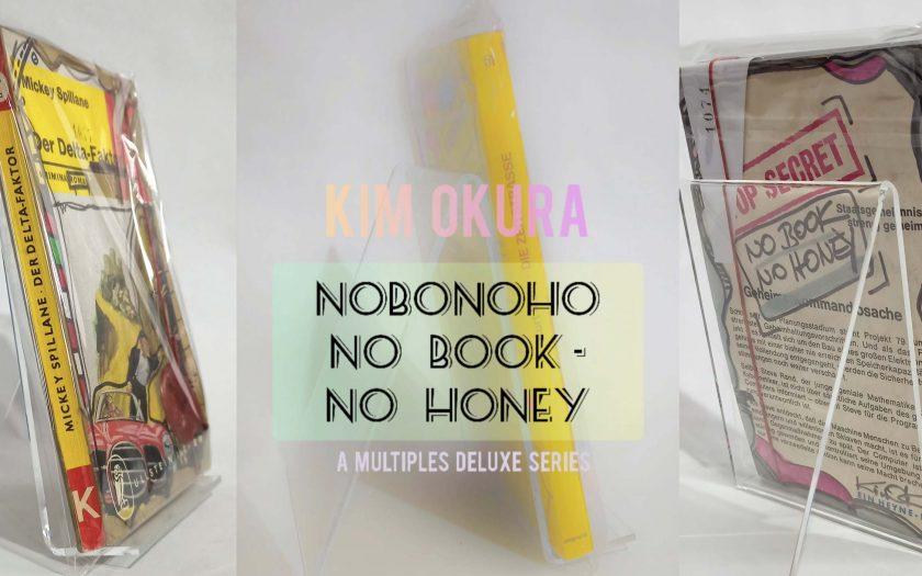 Kim Okura NOBONOHO No Book - No Honey art series