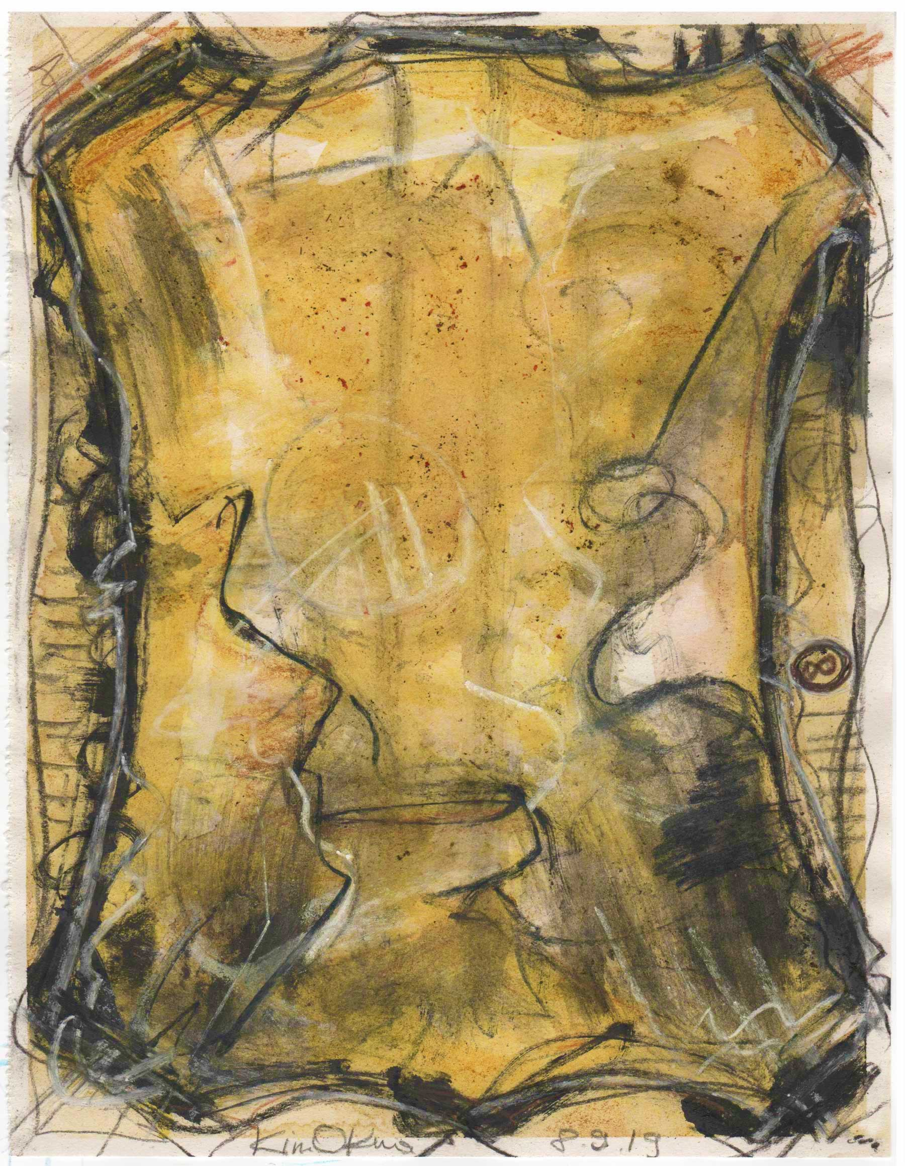 Kim Okura painting joytrophie