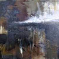 UFER Kim Okura Acryl auf Leinwand 70 x 90 cm