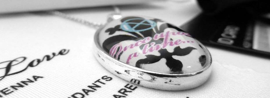 Märchenhafte Halskette von Atelier KIM OKURA