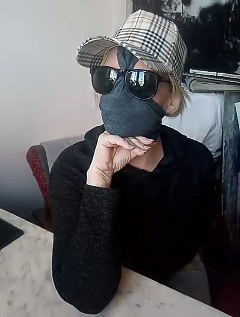 OneMinuteFaceMask - Kim Okura