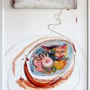 Picture in Picture ART Kim Okura PIP Thangka