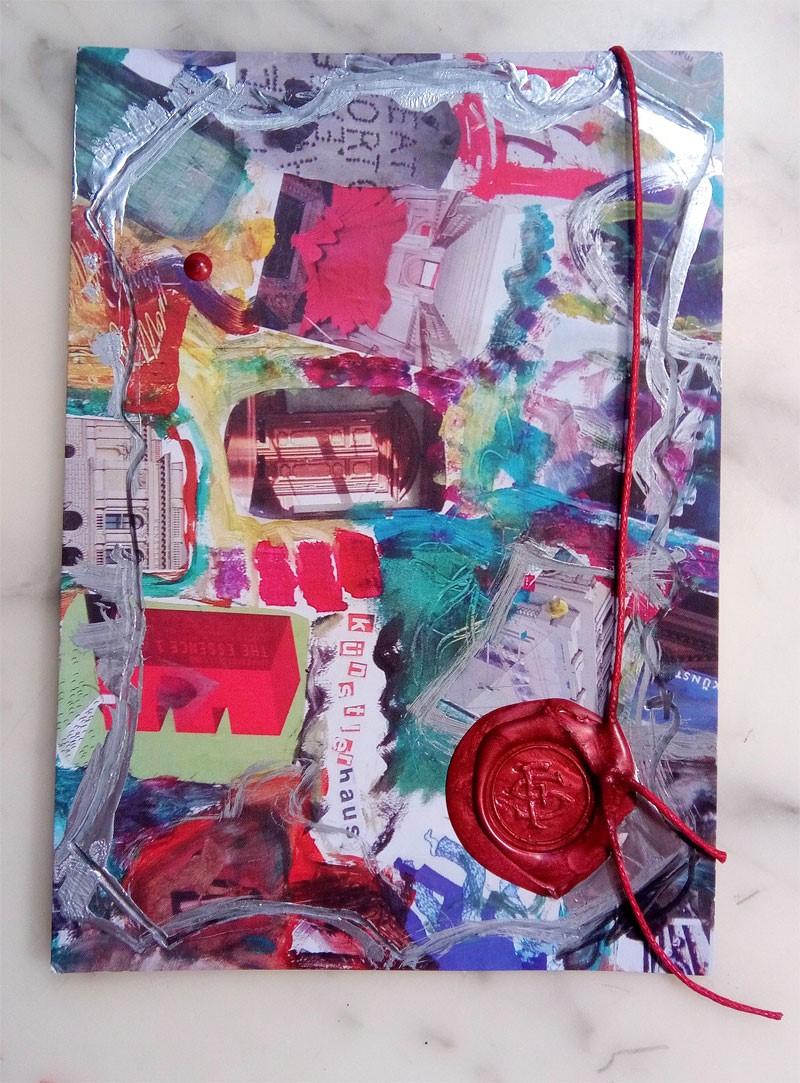 Okuraee auf Kuenstlerhaus Flyer - Kim Okura