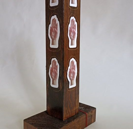 KIm Okura BNeosacral Object Sculpture TTTH