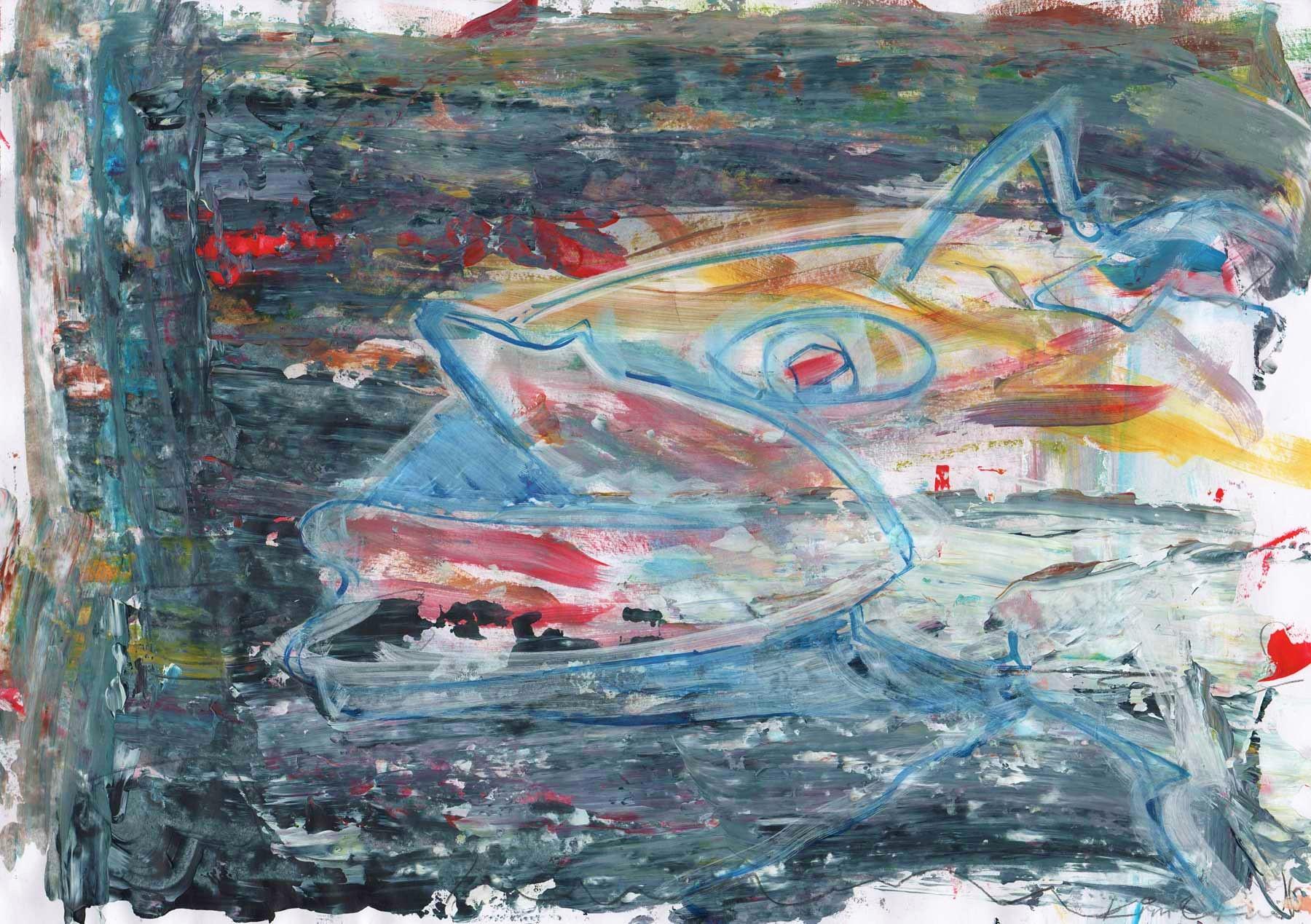 MONSTER FISH Ungeheuer Fisch 2016