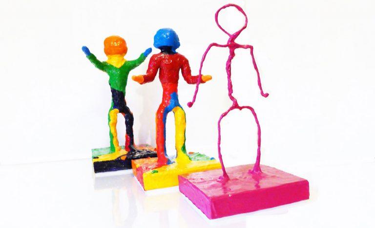 Sculptures Objects Pink Kim Okura