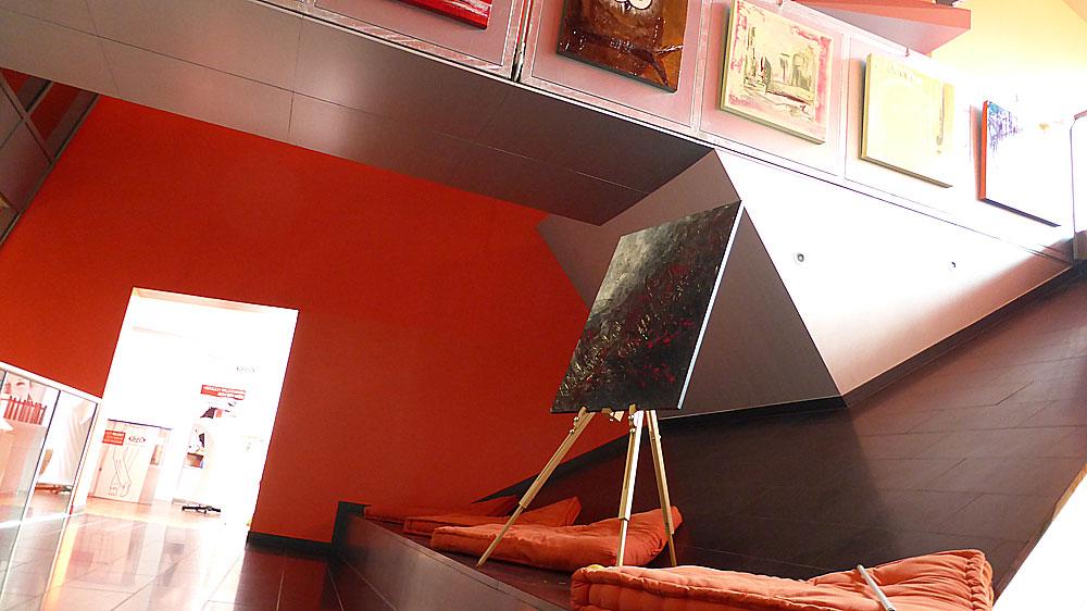 Bild Ausstellung GPA djp KIM OKURA VIENNA KOKVIE