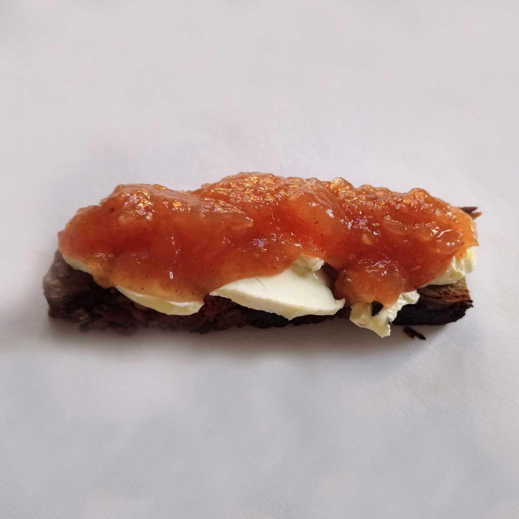 Cat.Rais. No. ATV297 Marmalade and Butter On Toast Kim Okura 2020